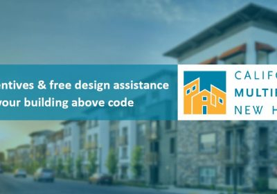 CMFNH Provides Multifamily Projects with Energy Efficiency Incentives